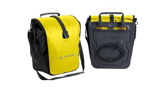 VAUDE Aqua Front - Sac porte-bagages - jaune